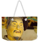 Japanese Warrior Weekender Tote Bag