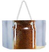 Jar Of Instant Decaf Coffee Weekender Tote Bag
