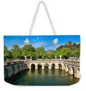 Jardins De La Fontaine Nimes Weekender Tote Bag