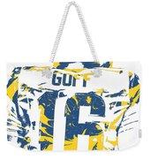 Jared Goff Los Angeles Rams Pixel Art 2 Weekender Tote Bag