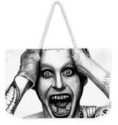 Jared Leto As The Joker Weekender Tote Bag