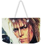 Jareth Weekender Tote Bag