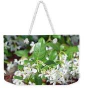 Jasmine In Bloom Weekender Tote Bag