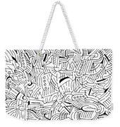 Jason Weekender Tote Bag