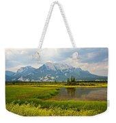 Jasper National Park Weekender Tote Bag
