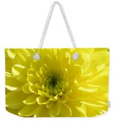 Yellow Luminosity  Weekender Tote Bag