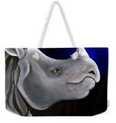 Javan Rhino Weekender Tote Bag