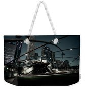 Jay Pritzker Pavilion - Chicago Weekender Tote Bag