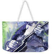 Jazz B B King 02 Weekender Tote Bag