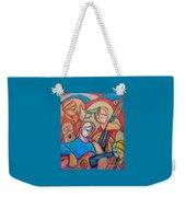 Jazz Ballad Weekender Tote Bag