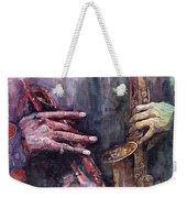 Jazz Batle Of Improvisation Weekender Tote Bag