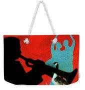 Jazz Goose Weekender Tote Bag