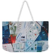 Jazz In Bloom Weekender Tote Bag