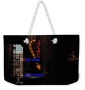 Jazz Lounge Weekender Tote Bag