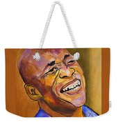 Jazz Man Weekender Tote Bag