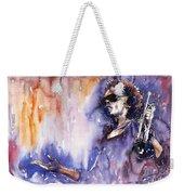 Jazz Miles Davis 14 Weekender Tote Bag