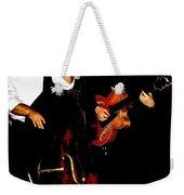 Jazz Musicians Weekender Tote Bag