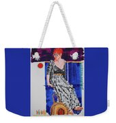 Jazz On The Square Weekender Tote Bag