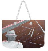 Jazz Pianist At The Brigantine Room Weekender Tote Bag