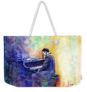 Jazz Pianist Herbie Hancock  Weekender Tote Bag