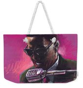 Jazz. Ray Charles.1. Weekender Tote Bag