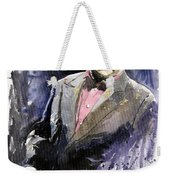 Jazz Sir Elton John Weekender Tote Bag