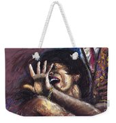 Jazz Song 1 Weekender Tote Bag