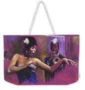 Jazz Song.2. Weekender Tote Bag