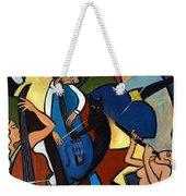 Jazz Trio  Weekender Tote Bag