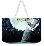 Jazzman Weekender Tote Bag