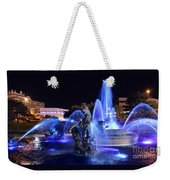 J.c.nichols Fountain-9802b Weekender Tote Bag