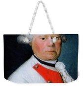 Jean Baptiste Brequin De Demenge 1769 Weekender Tote Bag