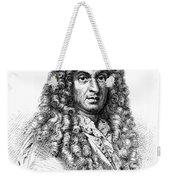 Jean-baptiste Lully, French Composer Weekender Tote Bag