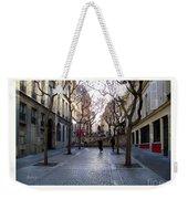 Jean Beauvais Paris Couple Walking Weekender Tote Bag
