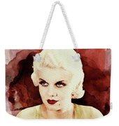 Jean Harlow Weekender Tote Bag