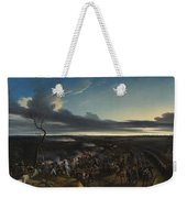 Jean Horace Vernet   The Battle Of Montmirail Weekender Tote Bag