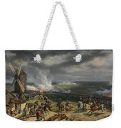 Jean Horace Vernet   The Battle Of Valmy Weekender Tote Bag