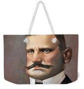 Jean Sibelius Weekender Tote Bag