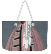 Jeanne Lanvin Design, 1925 Weekender Tote Bag