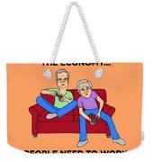 Jeb Bush Weekender Tote Bag