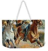 Jeb Stuarts Cavalry 1862 Weekender Tote Bag