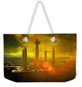 Jedi Temple - Da Weekender Tote Bag