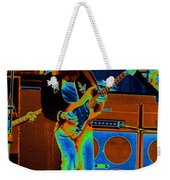 Live In Oakland 1976 Weekender Tote Bag