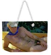 Jeff C. 6 Weekender Tote Bag