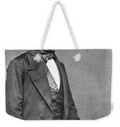 Jefferson Davis Weekender Tote Bag by American Photographer