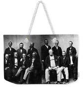 Jefferson Davis Trial Weekender Tote Bag