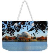 Jefferson In Splendor Weekender Tote Bag
