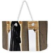 Jefferson Memorial 1  Weekender Tote Bag