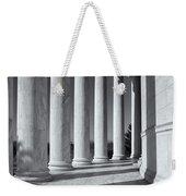Jefferson Memorial Columns And Shadows Weekender Tote Bag