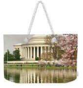 Jefferson Memorial Reflection I Weekender Tote Bag